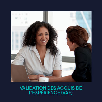 Validation des acquis de l'expérience (VAE) - KEDGE