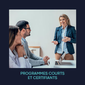 Programmes courts et certifiants - KEDGE