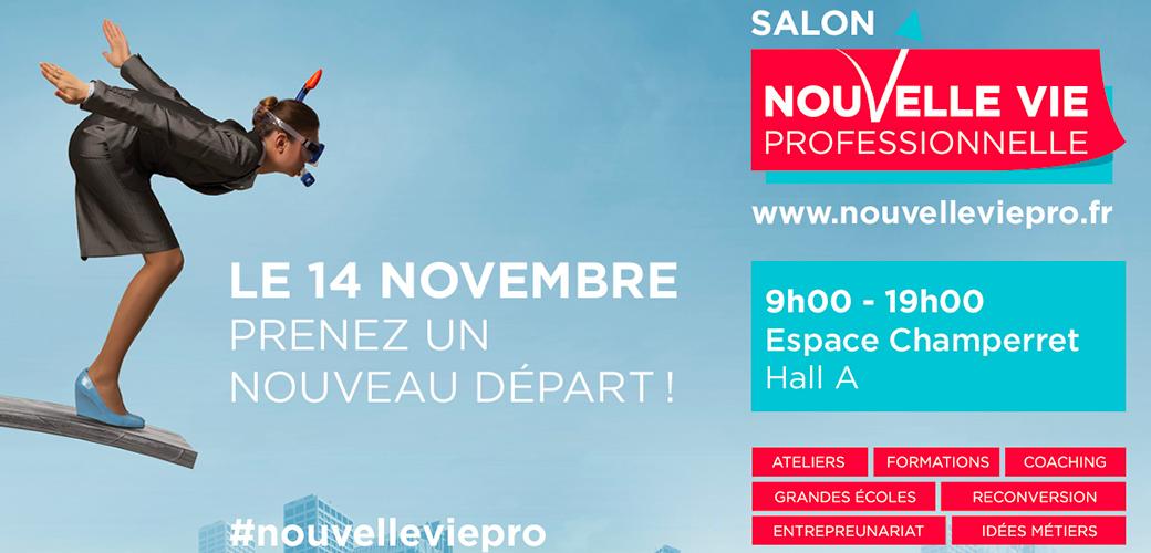 Salon Nouvelle Vie Professionnelle à Paris - KEDGE