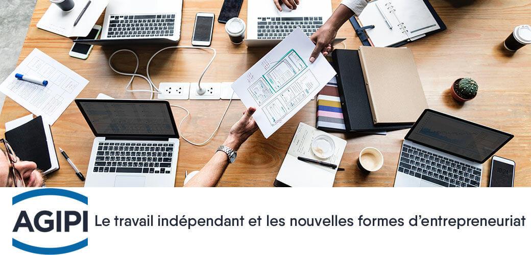 Le travail indépendant et les nouvelles formes d'entrepreneuriat - KEDGE