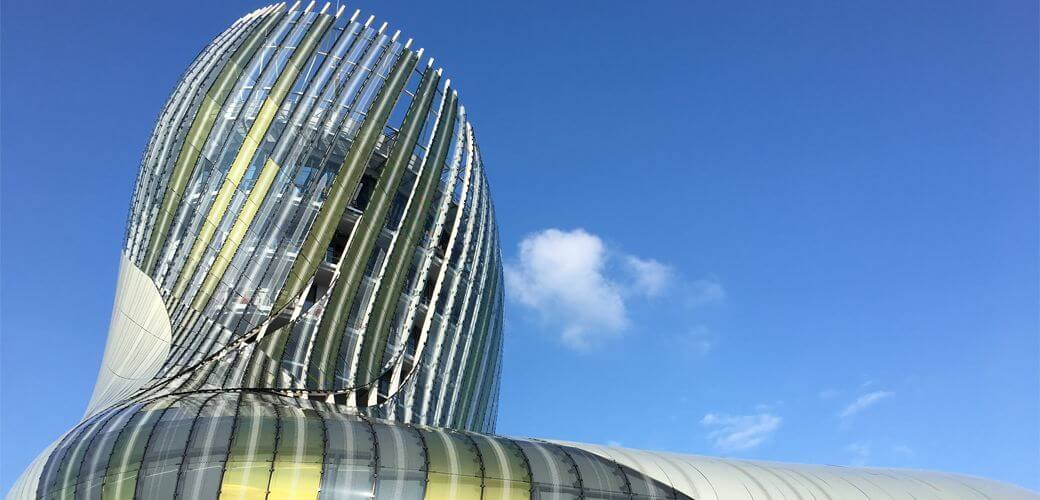 Projet / Cité du Vin - KEDGE