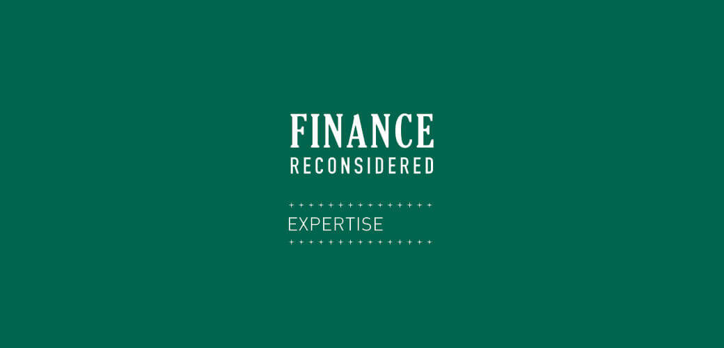 Le centre d'expertise finance reconsidered - KEDGE
