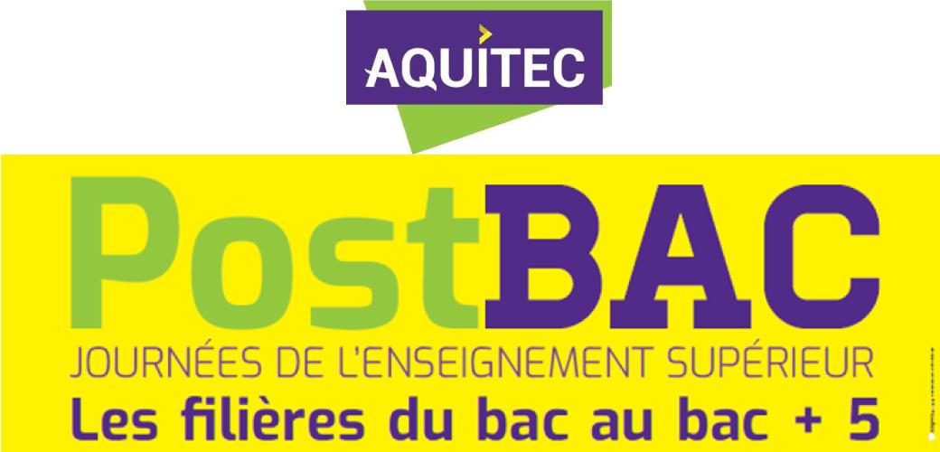 Salon AQUITEC Post Bac de Bordeaux 2019 - KEDGE