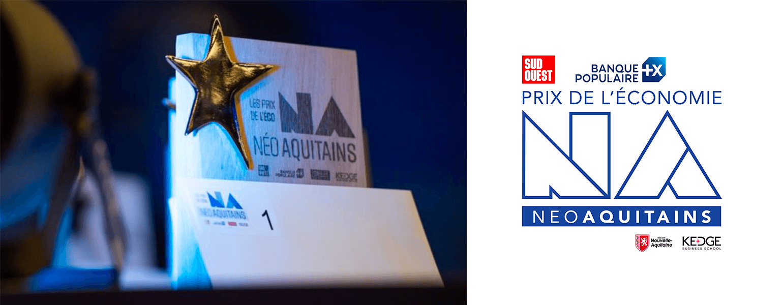 KEDGE partenaire des soirées de remise des Prix de l'Eco Néo-Aquitains 2019 - KEDGE