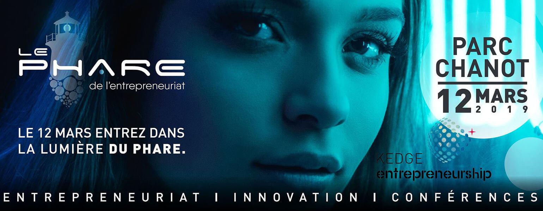 Accède vous donne rendez-vous pour Le Phare de l'entrepreneuriat - KEDGE