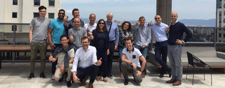 Direction Sao Paulo au Brésil pour une rétrospective du séminaire international proposé aux participants du programme Global Executive MBA - KEDGE