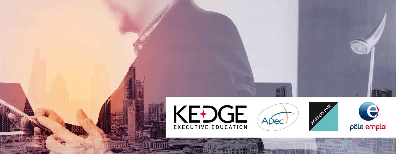 Une nouvelle formation permettant la validation partielle du diplôme « Programme Management Général : Manager à l'ère du digital » - KEDGE
