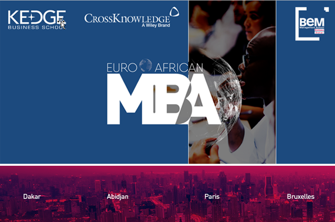 Euro African MBA - KEDGE